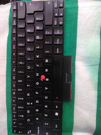 Klawiatura lenovo ThinkPad E320 czytaj /wszystkie znaki ok/