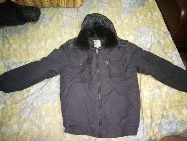 Куртка утепленная мужская (спецодежда) рост 182-188