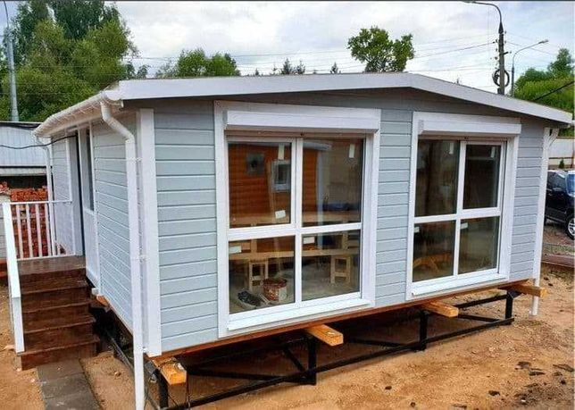 Мини дом 5990$ Финский Недорогой дом для дачи, базы отдыха Дачный