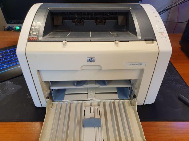 drukarka laserowa hp 1022
