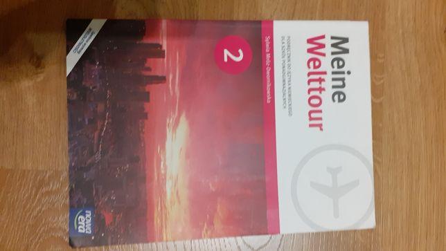 Meine Welttour podręcznik