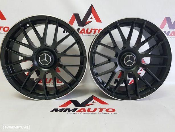 Jantes Mercedes C63S Black 20