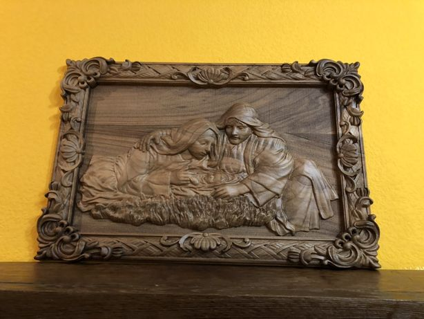 Народження Ісуса Христа, картина, ікона, чпу