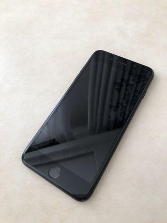 iPhone 7 plus 128 gb  jet black (матовий чорний)