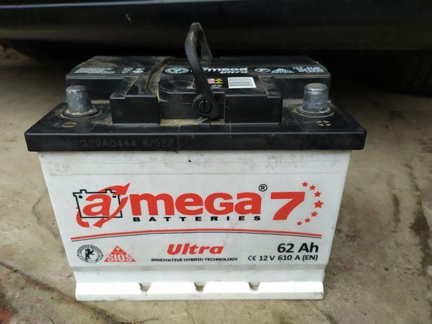 Аккумулятор Amega 7 Ultra 62 (R+)  EU