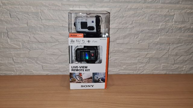 Kamera Sony Action Cam HDR AS200VR