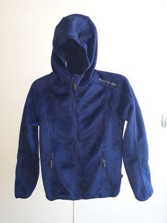 Route 66 bluza sportowa softsHelly miś polar z kapturem rozmiar M