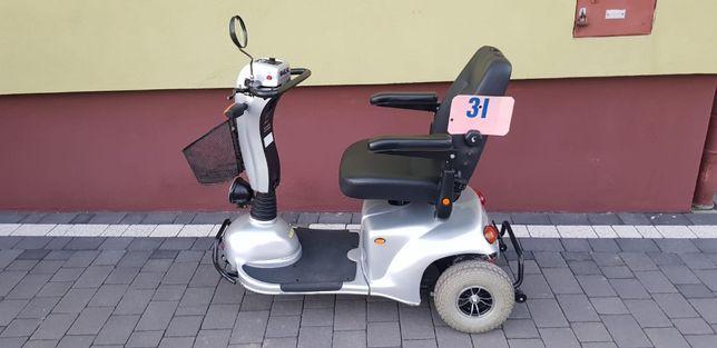 Skuter Elektryczny wózek inwalidzki Travelux Freerider nr. 31