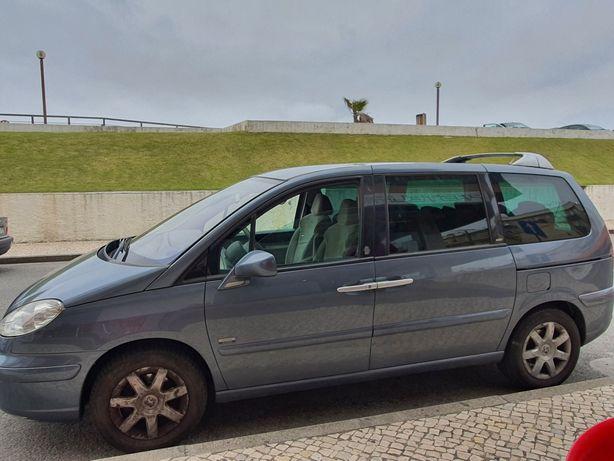 Carrinha Peugeot 807