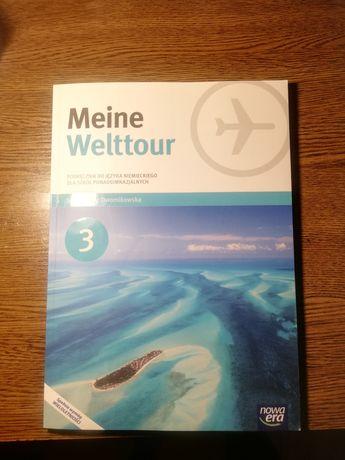 Książka do niemieckiego Meine Welttour