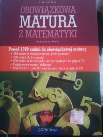 Obowiazkowa Matura z Matematyki Kinga Gałązka