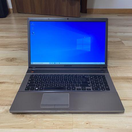 """Samsung NP550P7C 17,3"""" HD+ i5-3210M 8Gb 240SSD + 320HDD Nvidia GT650M"""