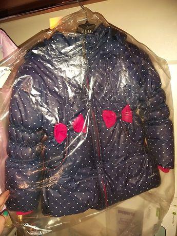 Курточка детская зима