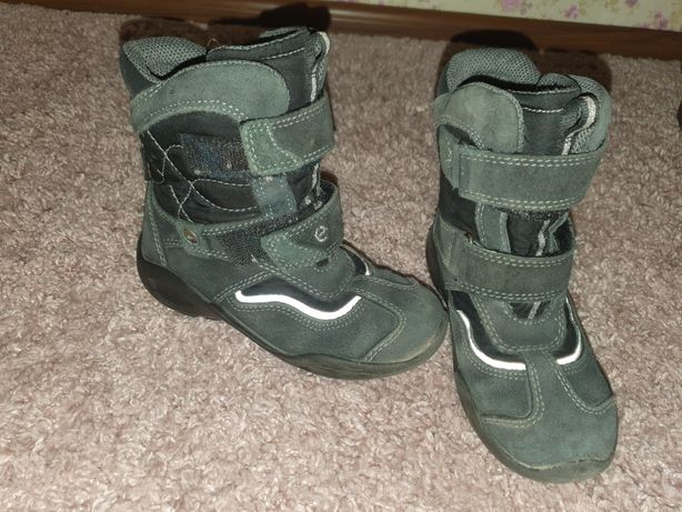 Термо ботинки ecco