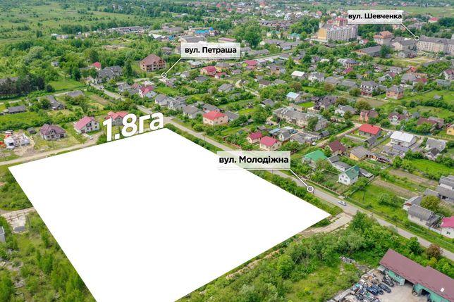 Земельна ділянка Богородчани