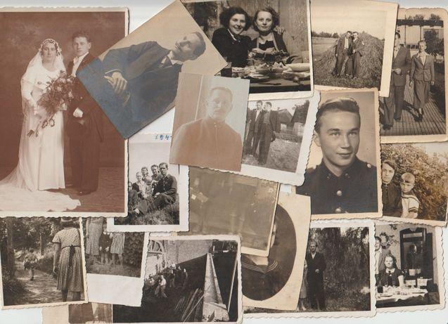 Stare zdjęcia lata 30-ste kolekcja