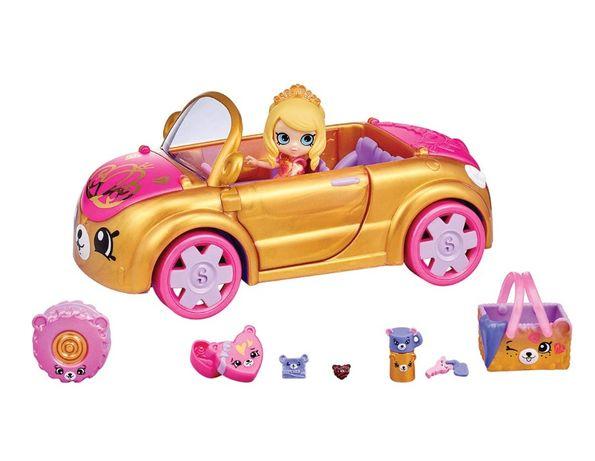 Игровой набор Шопкинс автомобиль для пикника с куклой Shopkins