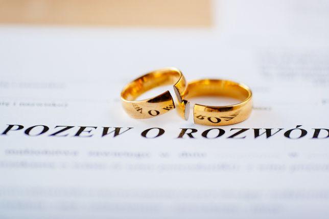 Wnioski, pozwy rozwodowe, pozwy o alimenty i inne