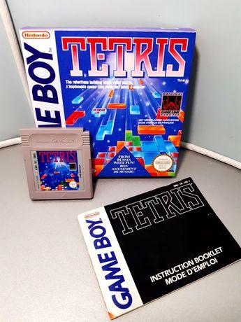 Jogo Tetris para o Game Boy (Nintendo)