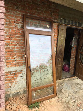 Металопластикові двері Балконні двері