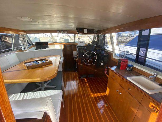 Luxury Yacht de 14 METROS
