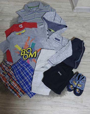 Набор одежды - 10 вещей за 150 грн. на мальчика 3 года