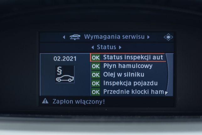 PL menu BMW Business mask E60 E90 E87 język polski