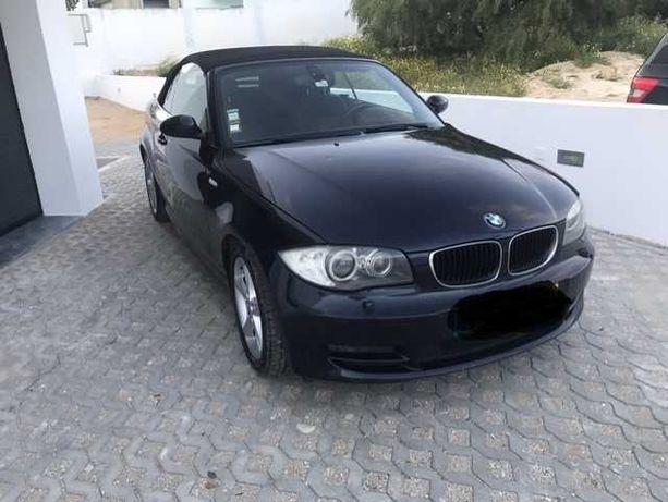 BMW 120d Cabrio / Cabriolet