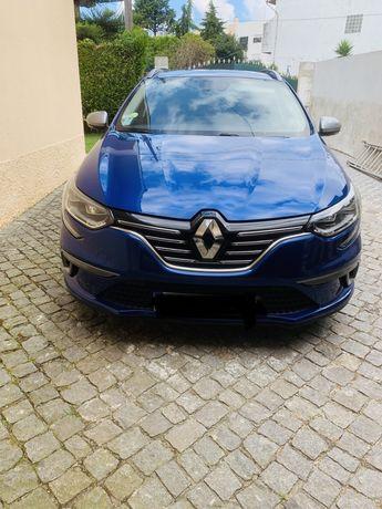 Renault Megane GT line + Bose edition