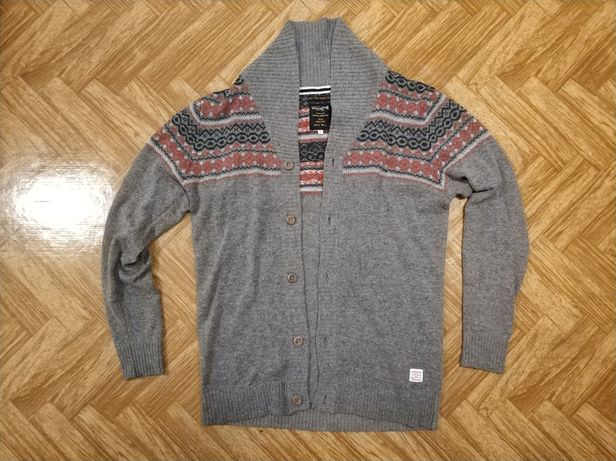 Sweter rozpinany norweski Jack&Jones