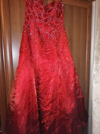 Платье вечернее (новогоднее)