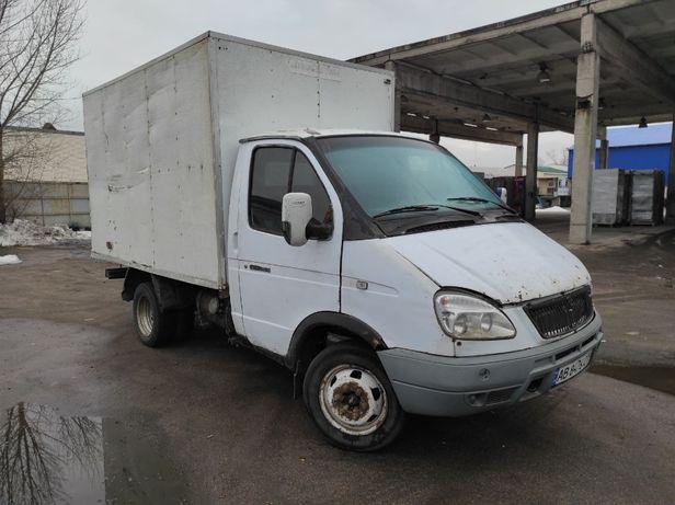 Газель 3302 Фургон