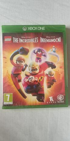 LEGO Iniemamocni LEGO Incredibles PL NOWA FOLIA Xbox One Xbox Series X