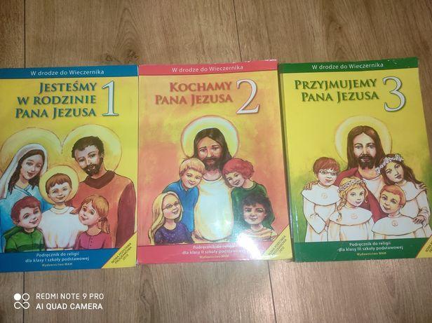 Podręcznik do religii klasa pierwsza druga trzecia 1, 2, 3