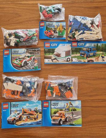 Conjunto  Lego City