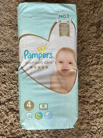 Памперсы Pampers Premium Care