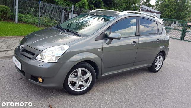 Toyota Corolla Verso 1.8 Benzyna, 7 osobowa