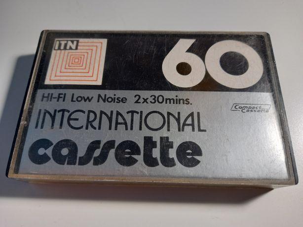 Kaseta magnetofonowa ITN 60