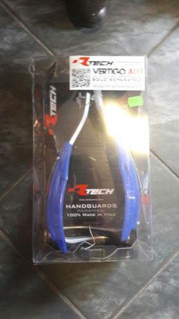 Handbary RACETECH osłony dłoni cross enduro CR YZ RM RMZ KX KDX WR