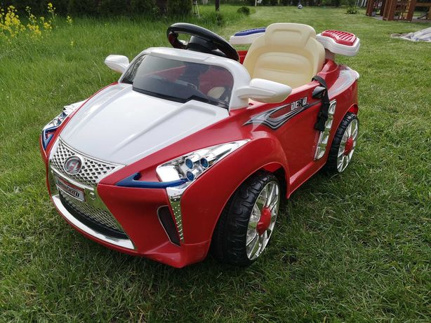 Samochód dla dzieci na akumulator