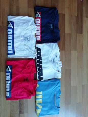 T-shirts Puma NOVAS