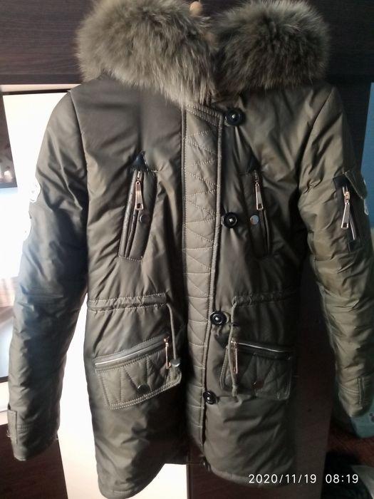 Продам зимнюю куртку Изюм - изображение 1