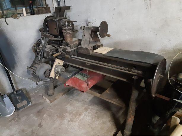 Tokarka do metalu, drewna