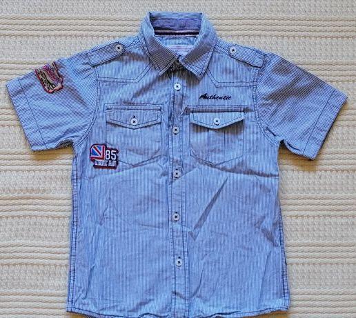 Super koszula TU rozm. 116, na ok. 6 lat