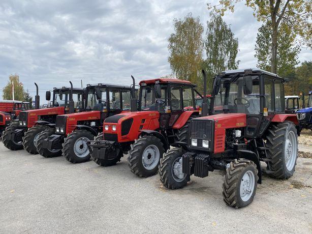 Ciagnik MTZ Belarus 820 Kredyt Fabryczny Leasing Promocja