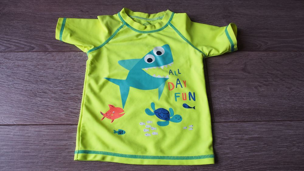 Koszulka do kąpieli UV Cool Club rozmiar 80 Kutno - image 1