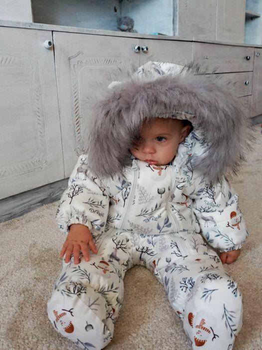 Зимний комбинезон Софиевская Борщаговка - изображение 1