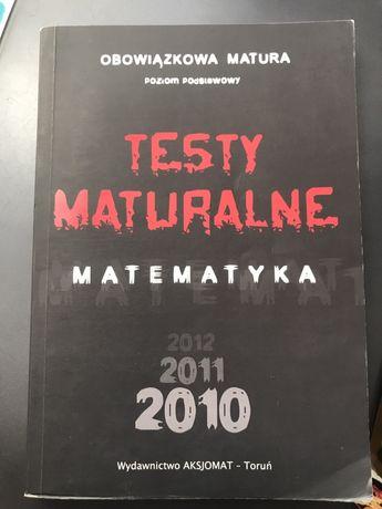 Testy maturalne z matematyki