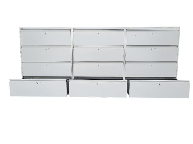 Szafy 300 cm z 12 szufladami stół warsztatowy zabudowa garaż warsztat