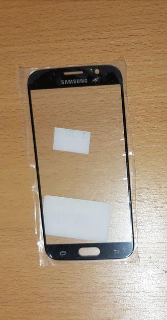 Szybka / Szkło Wyświetlacza LCD SAMSUNG GALAXY S6 SM-G920F * Black *